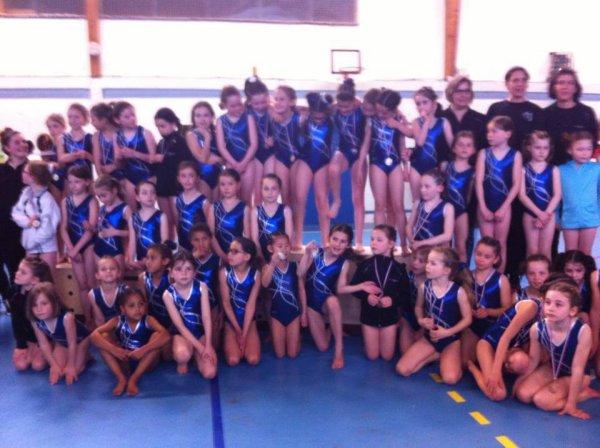 30 équipes de la Quimpéroise à Guilers le 5 et 6 avril 2014