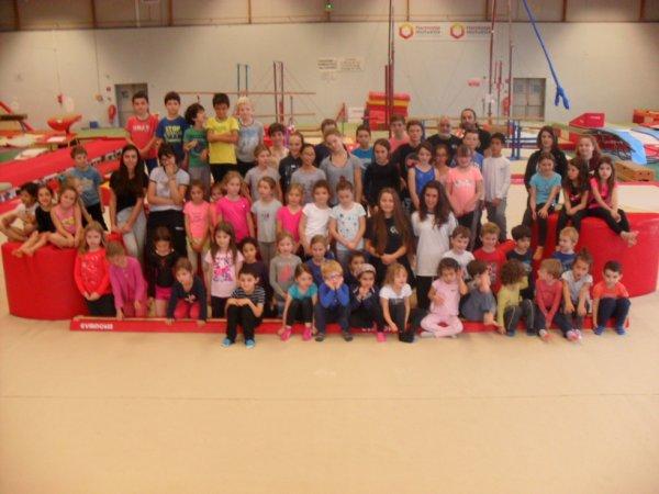 50 enfants par jour avec atout sport !