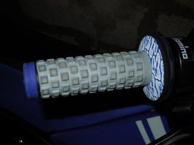 Nouvelle poignet PROTAPER bleu avec ces dunets