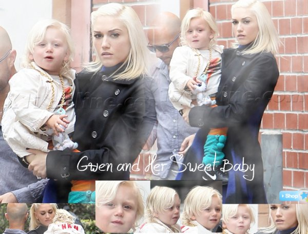 All The Family : Grandparent's and Birthday Party /// Gwen and Zuma : Doctor Visit (72)