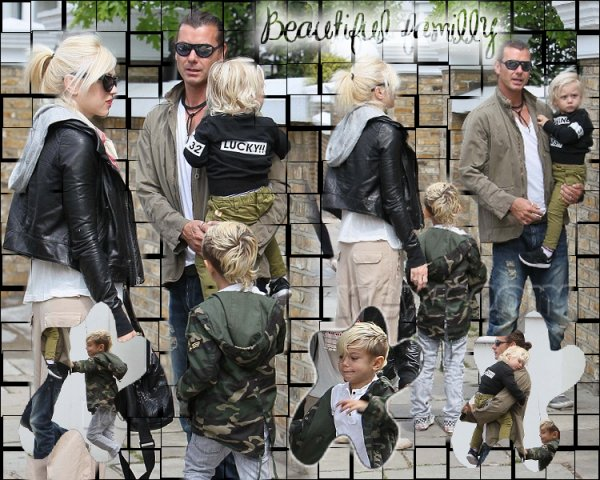 All The Family : Out and about in Primrose Hill /// Gwen and the Boys : Dinner with Daisy (84)