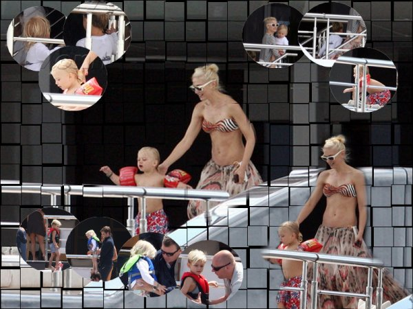 All The Family : Day On The Yacht (2) (93)