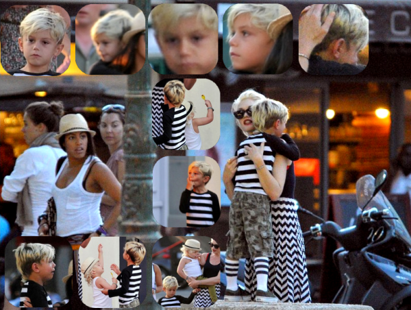 Gwen , The Boys and Friends :  visiting Saint Tropez (99)