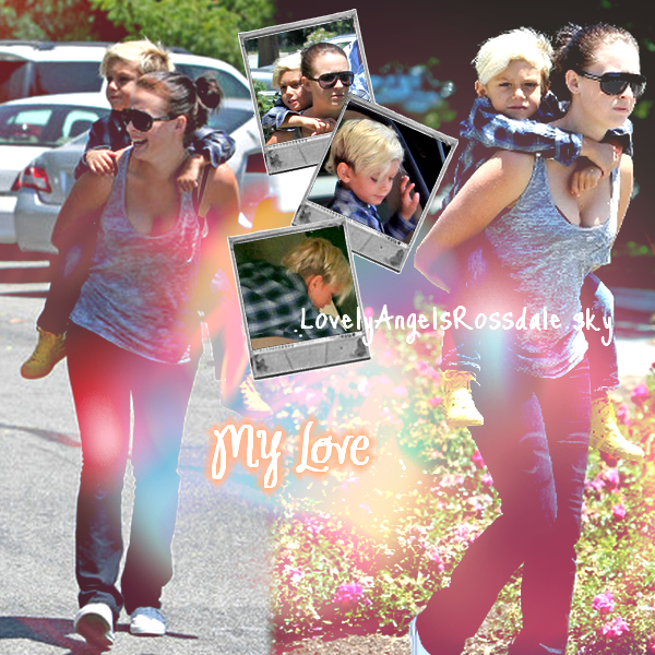 Gwen and The Boys : At The Huntington Library (109)