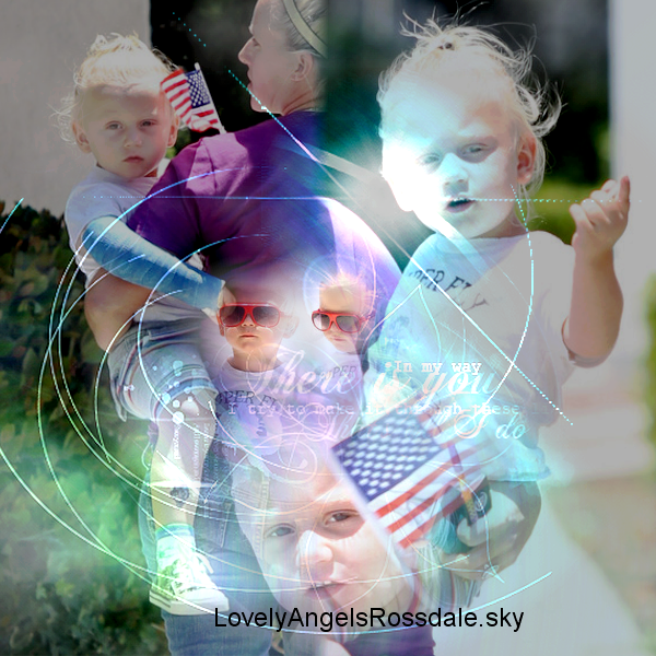 The Boys and their nanny : At Studio City