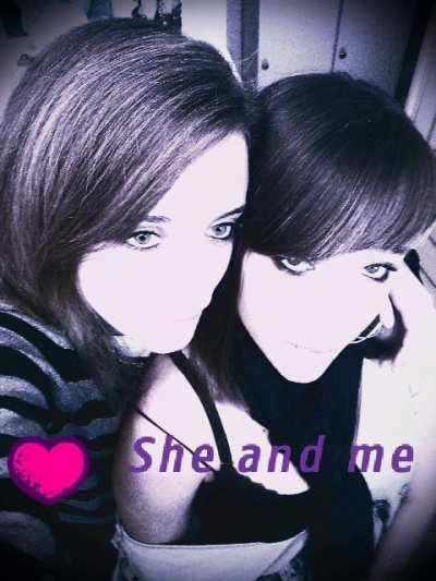 She And Me !!! :)