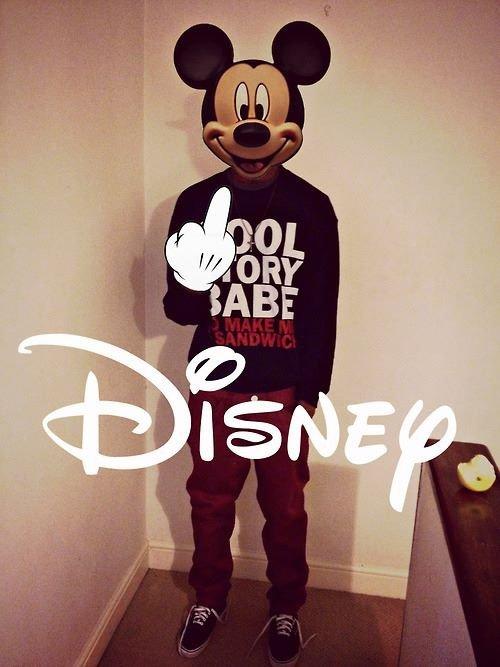 Fuck Mickey ! :p