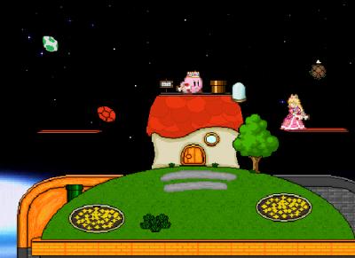Kirby Peach