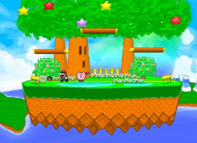 Ssf2 moqueries de Mario