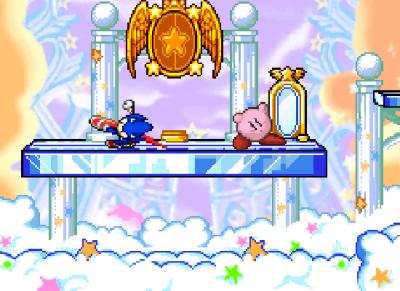 SSF2 moqueries de Sonic