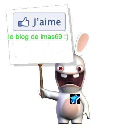 Tu aimes mon blog ?Prouves-le donc en faisant ces actions :)