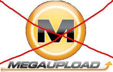 Le site internet Megaupload est désormais fermé