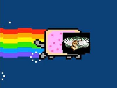L'honneur hype a été transformé en Nyan Cat !