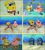 Bob l'éponge et Patrick meilleurs amis ♥