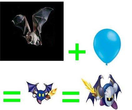 Quel espèce est Meta Knight ?