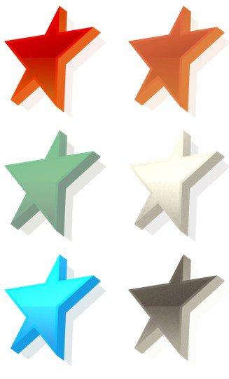 Quel étoile préfères-tu ?