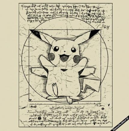 La science chez les Pokémon ^^