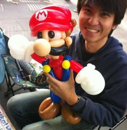 Ballon Mario ^^