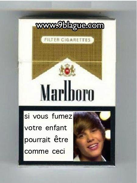 Les dangers de la cigarette