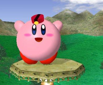 Kirby Spirou