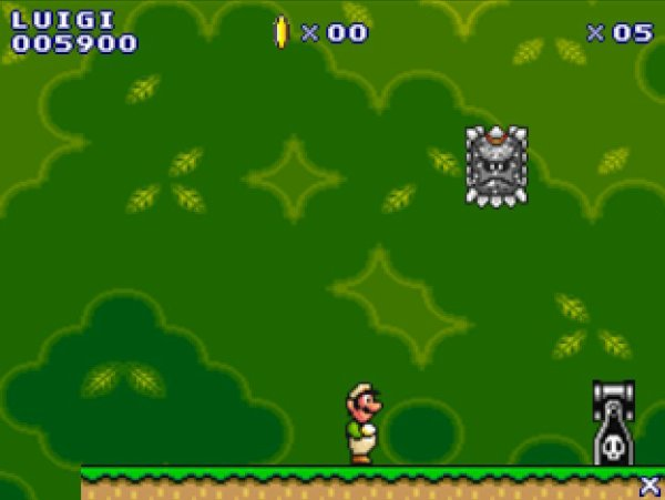 Jeu Super Mario Flash