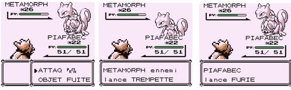 A quoi sert l'attaque trempette dans Pokémon ?