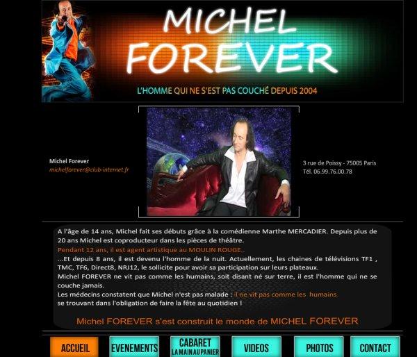 Michel est un menteur
