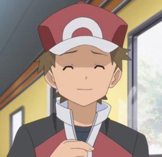 La main blanche dans Pokémon les origines !