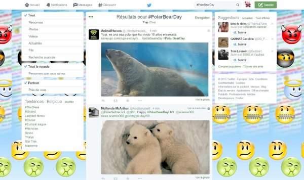Journée de l'ours polaire ?