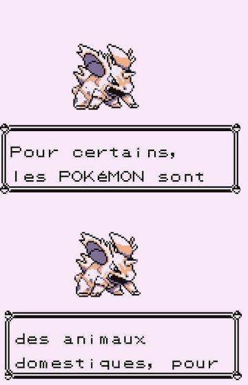 Anecdotes sur Pokémon