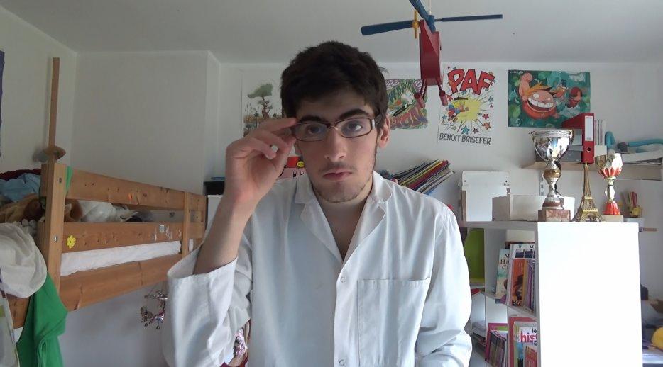 Le Professeur Salami - Les personnages d'[g]Imas69[/g]