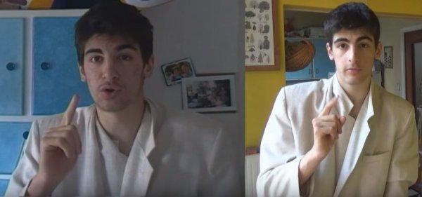 Le type chic - Les personnages de l'émission Imas69