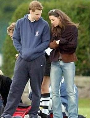 Falling In Love At Rugby Sevens Match - 2003