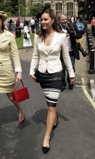 Wedding Of Hugh Van Cutsem And Rose Astor - 5 June 2005