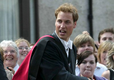 More On Kate And William's Graduation - 23 June 2005