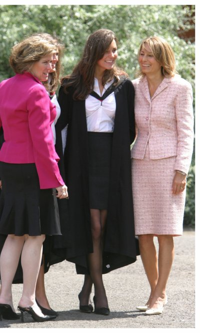 Kate Middleton 2005
