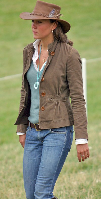 Festival Of British Eventing, Gatcombe Park - 6 August 2005