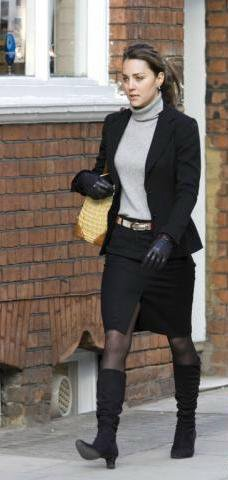 Kate In Chelsea - 2 March 2006