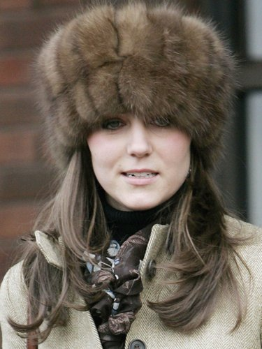 In The Royal Box At Cheltenham Racecourse - 17 March 2006