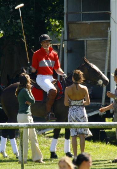 Rundle Cup Polo, Tidworth - 15 July 2006