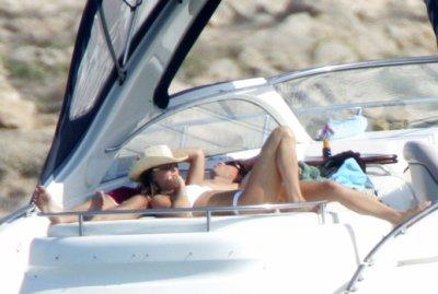 Fun In The Sun At Ibiza - 31 August 2006