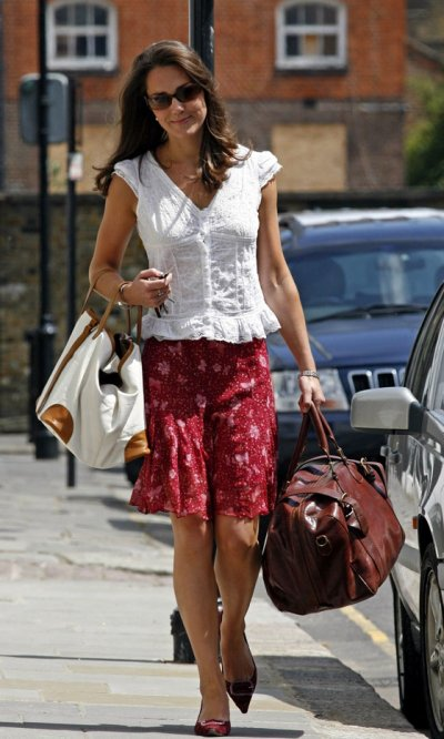 Kate Goes Home After Spending The Night At Clarence House - 10 June 2006