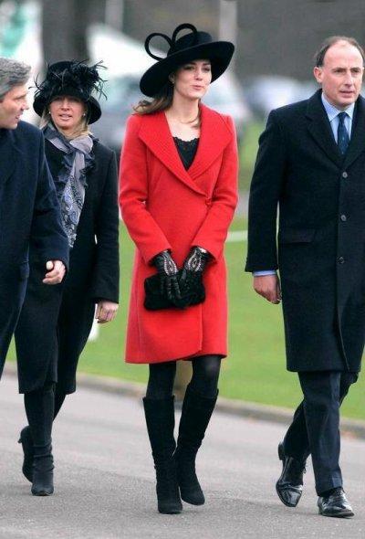 Kate And Her Parents Attend William's Sandhurst Graduation Day - 15 December 2006