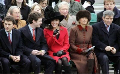 More On William's Sandhurst Graduation Day And After-Party - 15 December 2006