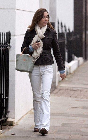 Kate Walking In London - 19 December 2006