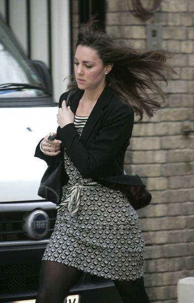 Kate Harassed By Paparazzi On Her 25th Birthday - 9 January 2007