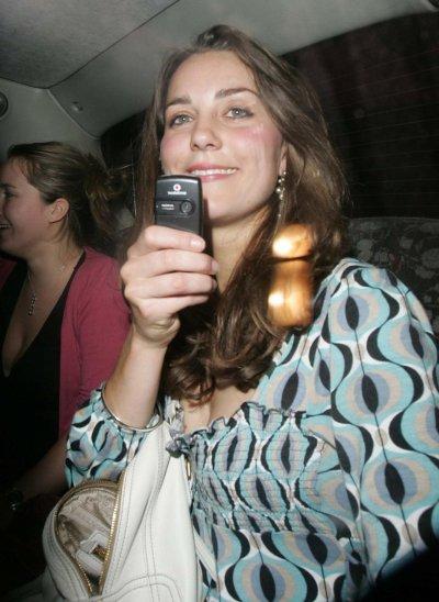 Kate At Mahiki, Getting Back To Normal - 19 April 2007