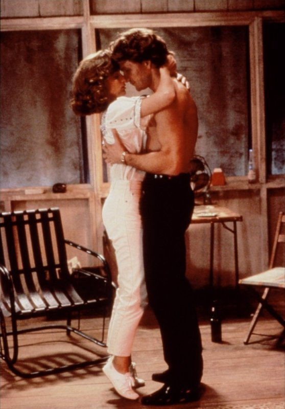 """""""Ça c'est mon espace de danse et ça c'est ton espace de danse. Tu n'envahis pas mon espace, je n'envahis pas ton espace."""""""