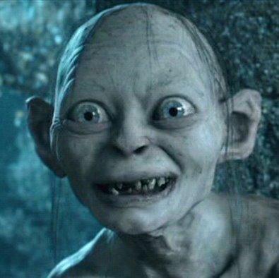 """Stupide hobbit joufflu !"""