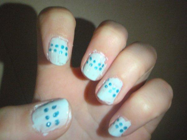 Nail art n°1